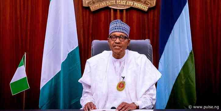 Buhari says Nigerians are very forgetful