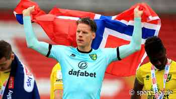 Transfer News: Hamburger SV mit Interesse an Örjan Nyland - Sky Info - Sky Sport