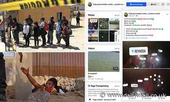 Facebook gives space to coyotes: Social media giant forced to shut dozens of human smuggling groups