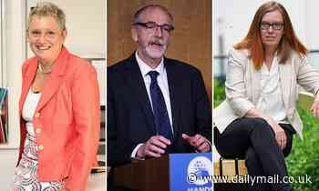 Gongs for Britain's jab heroes in Queen's Birthday Honours list
