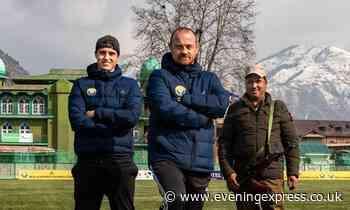 Aberdeen cup hero honoured for inspiring war-torn Indian community - Aberdeen Evening Express