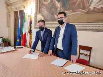 Vicenza, firmato il rogito notarile che trasferisce palazzo Thiene al Comune - La PiazzaWeb - La Piazza