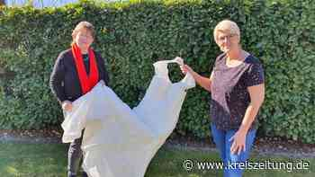 Rotenburgerin spendet ihr Brautkleid für Nottaufen - kreiszeitung.de