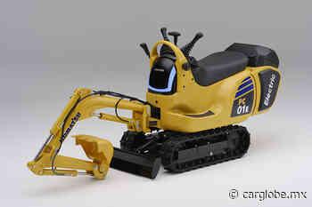 Micro excavadoras desarrolladas por Honda – CarGlobe - Car Globe