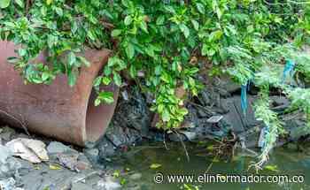 Superada emergencia en la Estación de Bombeo de Aguas Residuales en Manzanares - El Informador - Santa Marta