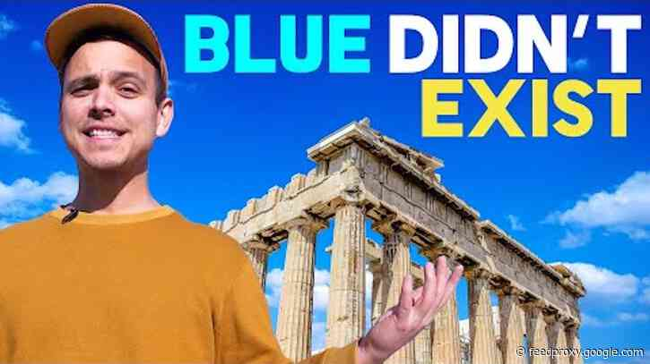 Why Most Ancient Civilizations Had No Word for the Color Blue
