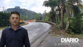 Vereador solicita melhorias na estrada do Rio Acima e é atendido - Diário do Estado de S. Paulo
