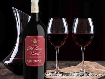 A big bold wine for cold winter nights - Rosebank Killarney Gazette