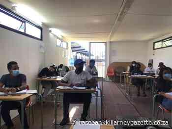 Programme encourages youths to be entrepreneurs - Rosebank Killarney Gazette