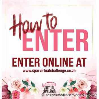 How to Enter the SPAR Women's Virtual Challenge! - Rosebank Killarney Gazette