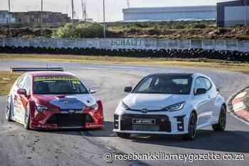FIVEDRIVES – a Toyota GR Yaris campaign - Rosebank Killarney Gazette