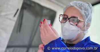 Porto Alegre amplia vacinação contra a Covid-19 para mulheres com 54 anos no sábado - Jornal Correio do Povo