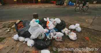 Porto Alegre ainda tem lixo acumulado nas ruas - GZH
