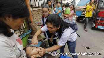 Philippines polio outbreak over: UN - The Advocate