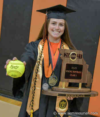 Local News: 2021 Advance High School Valedictorian Danielle Markham (6/12/21) - Southeast Missourian