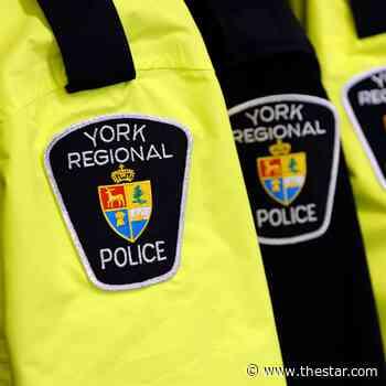 York Regional Police seek suspect in Markham pharmacy robbery - Toronto Star