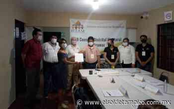 Leticia Vargas Álvarez recibió constancia de mayoría de votos como diputada local electa por Morena y PT - El Sol de Tampico