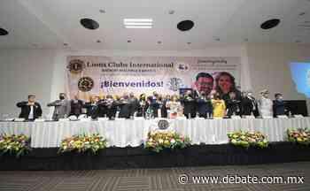 Leticia Marioni y José Uribe, homenajeados por los Leones en Mazatlán - Debate