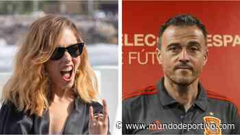 Leticia Dolera critica en twitter a Luis Enrique y todo el mundo le echa en cara lo mismo - Mundo Deportivo