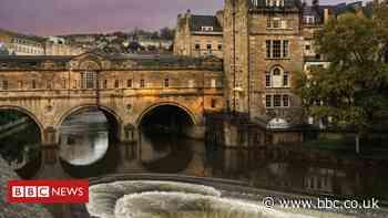 Bath visitor figures up over bank holiday despite pandemic