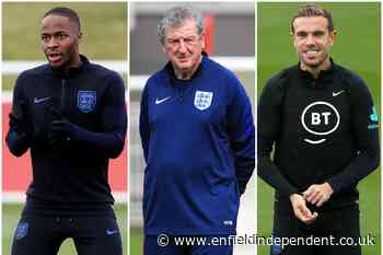 Raheem Sterling, Jordan Henderson and Roy Hodgson receive honours - Enfield Independent