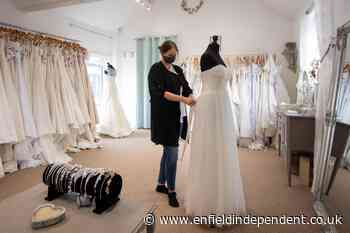Brides-to-be suffering 'sleepless nights' amid wedding restriction uncertainty - Enfield Independent