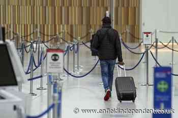 Heathrow passenger numbers 90 below pre-pandemic levels - Enfield Independent