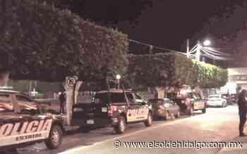 Desarman a personal de seguridad pública de Progreso - El Sol de Hidalgo