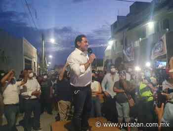 Zacarías, primer alcalde reelecto en Progreso - El Diario de Yucatán