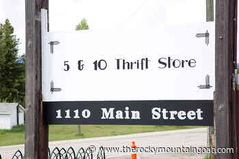 RMG Guide to thrift stores, mini shops and donation centres in Valemount, McBride and the Robson Valley - The Rocky Mountain Goat