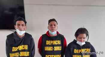 Chorrillos: 'Venecos de Olaya' rezaban a 'santos malandros' para asaltar - Diario Trome