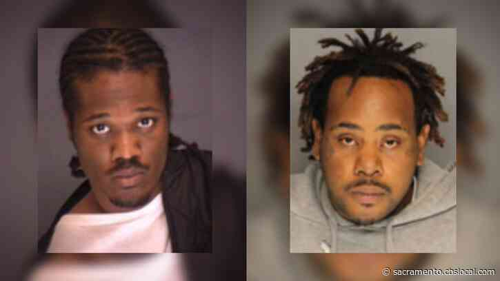 2 Arrested For Deadly Shooting Near California, Flora Streets In Stockton