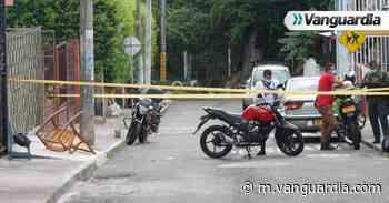 Dos heridos dejó un fleteo en Floridablanca, Santander - Vanguardia