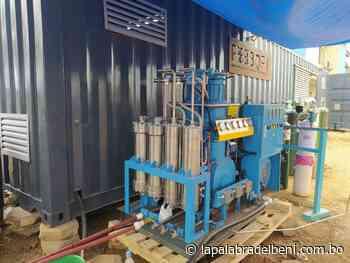 Gobernación devuelve a Riberalta planta de oxígeno que estaba en Trinidad - La Palabra del Beni