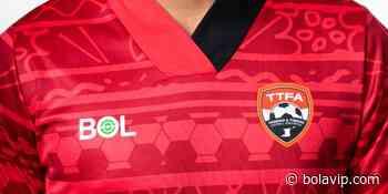 BOL lanza uniformes oficiales de la selección nacional de fútbol de Trinidad y Tobago - Bolavip
