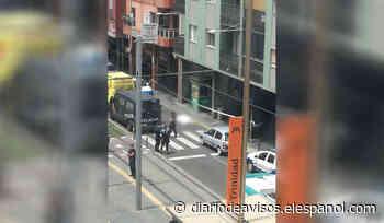 Se precipita una persona en la avenida Trinidad - Diario de Avisos