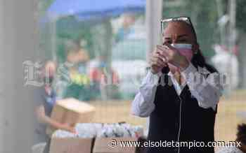 Aplicarán vacuna Sinovac a mayores de 40 años en Altamira - El Sol de Tampico