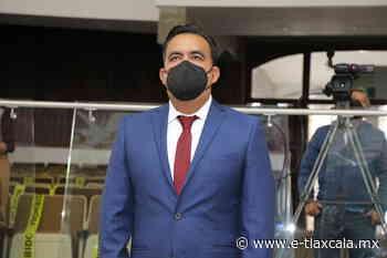 Toma de protesta de Rogelio Ramos Ramos en el Congreso de Tlaxcala | e-consulta.com Tlaxcala2021 - e-Tlaxcala Periódico Digital de Tlaxcala