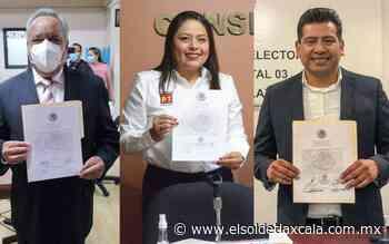 Morena y aliados ganan diputaciones federales - El Sol de Tlaxcala