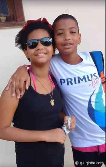 Irmãos, de 8 e 12 anos, que desapareceram em Pirapora são encontrados em BH - G1