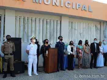 Marinha participa da comemoração de 109 anos da cidade de Pirapora (MG) - Defesa - Agência de Notícias