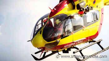 Face-à-face entre deux voitures près de Saint-Valery-en-Caux : deux blessés, dont un grave - InfoNormandie.com