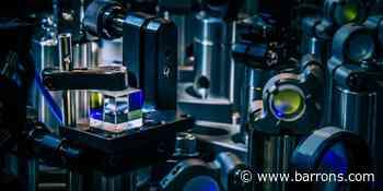 Honeywell Takes Quantum Leap. The Apple of Quantum Computing Is Here. - Barron's