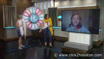 Houston Life Prize Wheel: See what Kim from New Ulm just won - KPRC Click2Houston