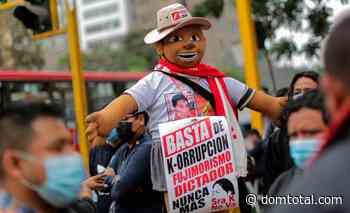 Contagem final dá vitória a Castillo, mas resultado oficial aguarda reavaliação - Dom Total