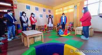 Ayacucho: Inauguran Tambo Bicentenario para atender a población vulnerable - Diario Correo