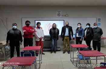 Colegio IE Mariscal Cáceres de Ayacucho transforma sus clases con plataformas de colaboración ViewSonic - Press Perú