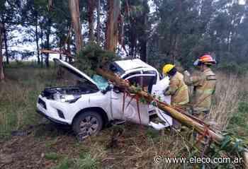 Murió un vecino de Ayacucho en un accidente en la Ruta 74 - El Eco de Tandil