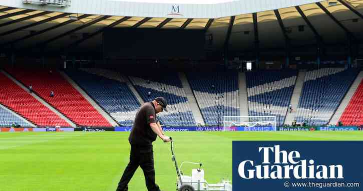 Scotland to take knee as one-off against England in show of solidarity - The Guardian