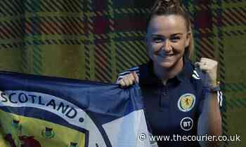 Meet Ailsa Kane, the Dundee die-hard documenting Scotland's quest for Euro 2020 glory - The Courier